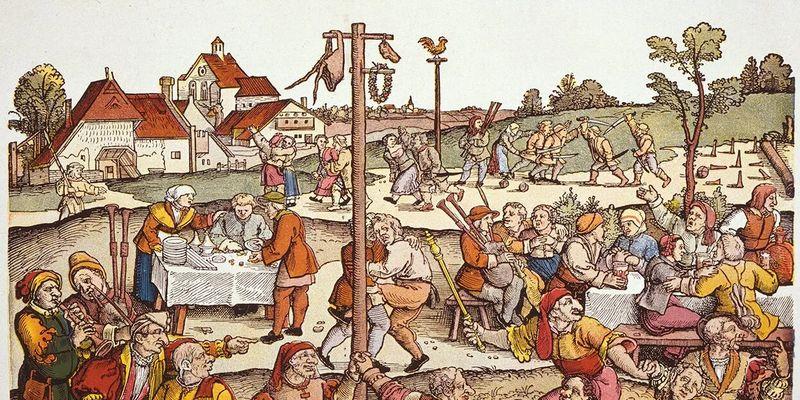 Как люди из Средневековья представляли себе нашу планету?