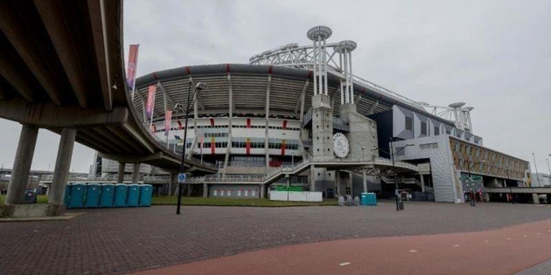 Матч Евро-2020 Нидерланды - Украина пройдет в Амстердаме со зрителями