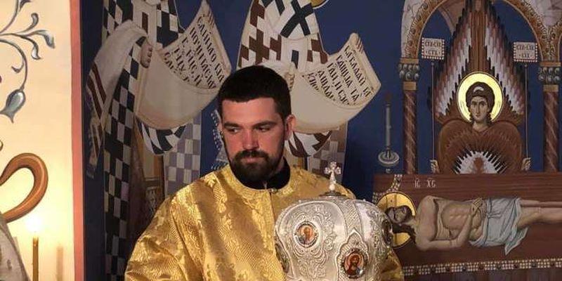Один з керівників Офісу президента став дияконом Московської церкви