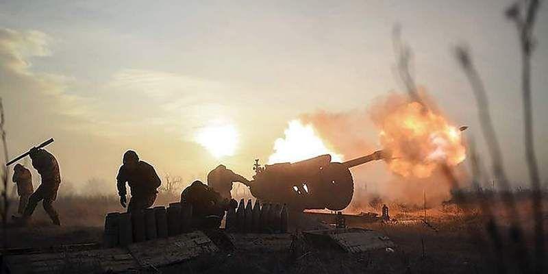 Боевики убили бойца ВСУ возле Новотроицкого