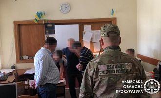 """Регулярные """"откаты"""": во Львове задержан начальник отдела налоговой"""