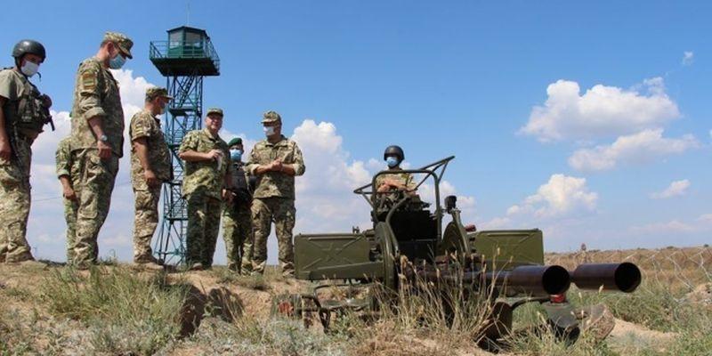 Глава ГПСУ проверил работу пунктов пропуска на админгранице с Крымом