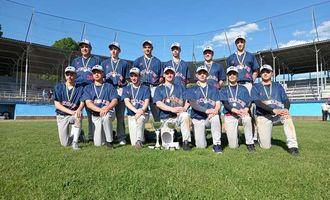 Збірна Чернівецької області стала срібним призером чемпіонату України з бейсболу