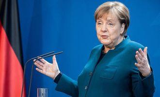 Меркель закликала Євросоюз шукати тісніших контактів з Путіним