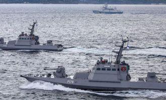 Росія погрожує НАТО «ненавмисними інцидентами» через навчання у Чорному морі