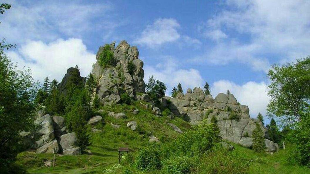 Автомобильное путешествие по Украине: ТОП-6 лучших направлений