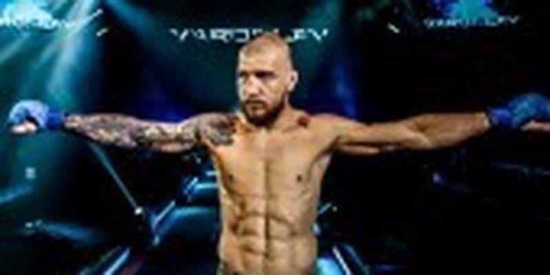 Українця визнано одним із найкращих бійців без правил у світі