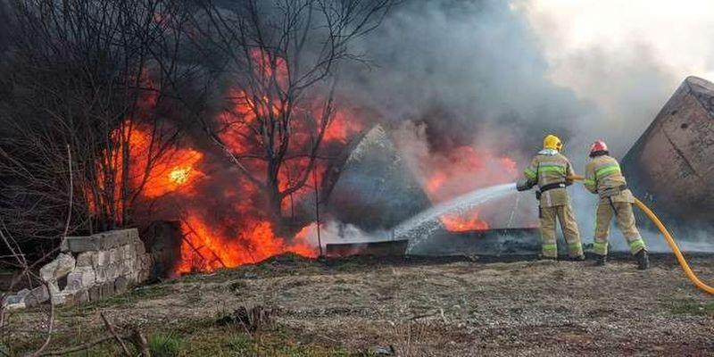 У пожежі на Буковині загинув чоловік