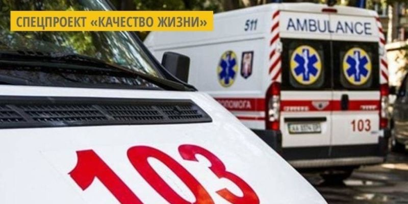На Волыни медики получили 12 автомобилей «скорых»
