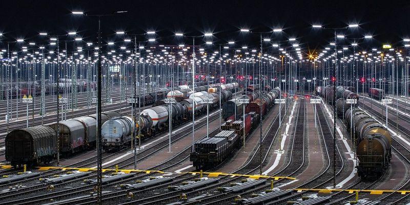 На кордоні Угорщини та України будують найбільший у Європі залізничний термінал