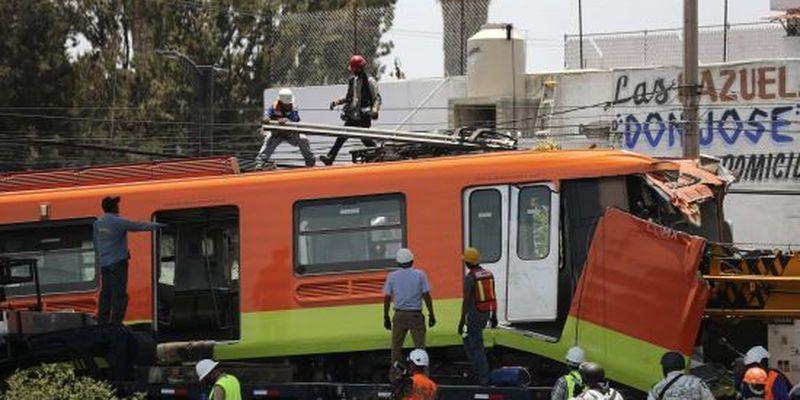 Обвал метромосту в Мехіко: країна оголосила триденну жалобу