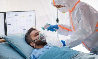 Уровень госпитализаций из-за Covid-19 превышает норму в Киеве и семи областях