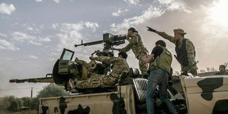 Россия и Турция обменялись ударами в Сирии