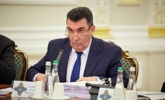 РНБО розгляне питання введення санкцій проти українців, які раніше потрапили під санкції США