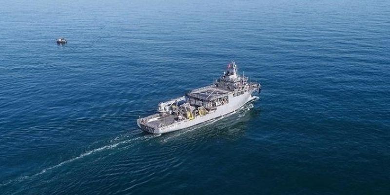 Истребители Греции приблизились на опасное расстояние к турецкому судну