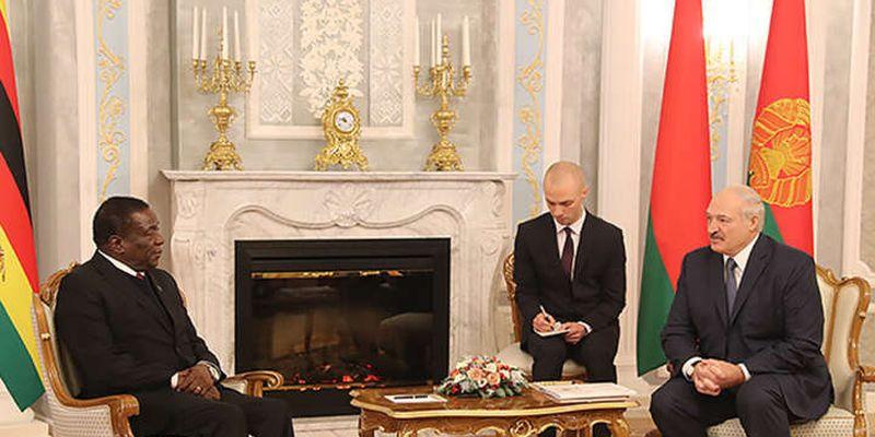Лукашенко похвалив Зімбабве за «стабільність та економічний прогрес»