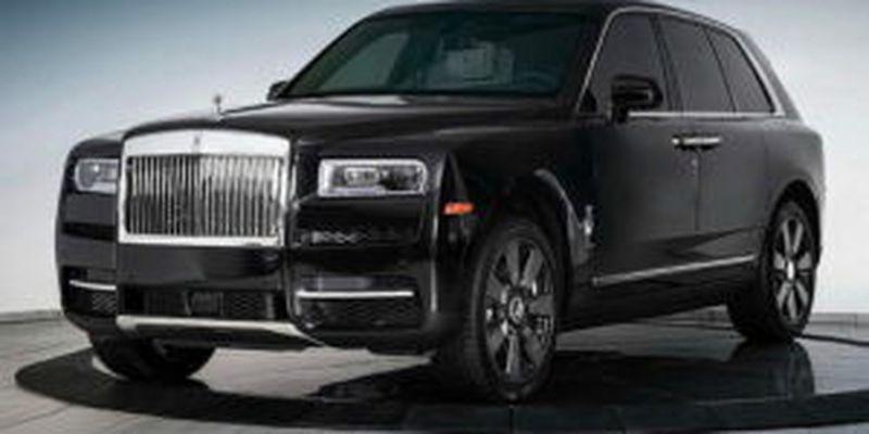 Крепкий орешек: канадцы наглухо забронировали Rolls-Royce Cullinan