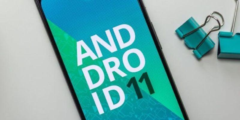 Google випадково засвітила Android 11