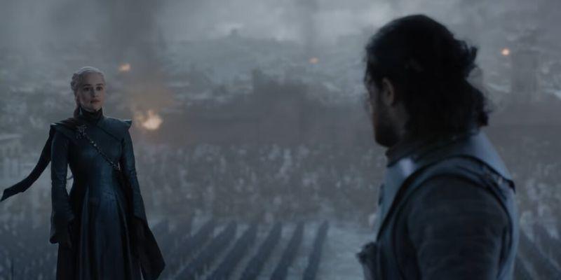 """HBO выпустил обновленный трейлер 8 сезона """"Игры престолов"""""""
