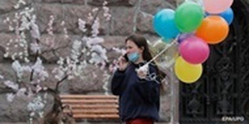 COVID-19 непосредственно коснулся 5% украинцев