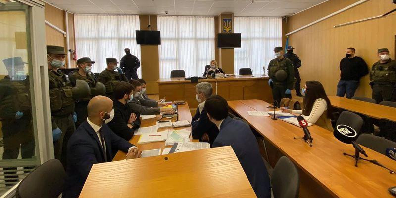Суд заборонив стрімити із засідання щодо Стерненка та Демчука