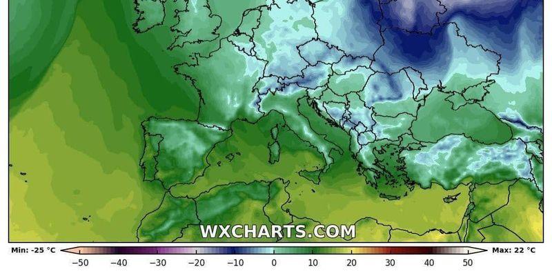 Ожеледиця та до 12°C морозу: синоптик Наталка Діденко про погоду 15 січня