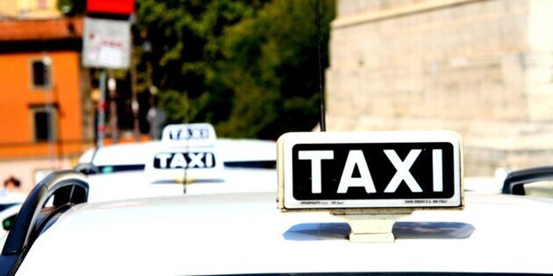 В правительстве Украины придумали, как рынок такси вывести из тени