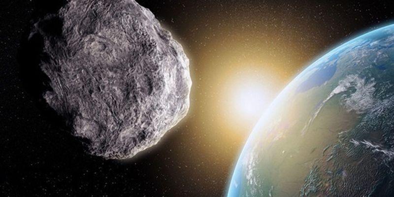К Земле летит астероид размером с холодильник