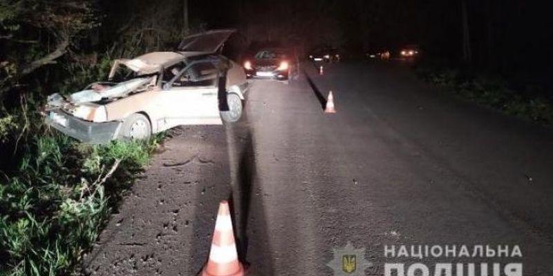 Во Львовской области произошла авария: погиб один человек