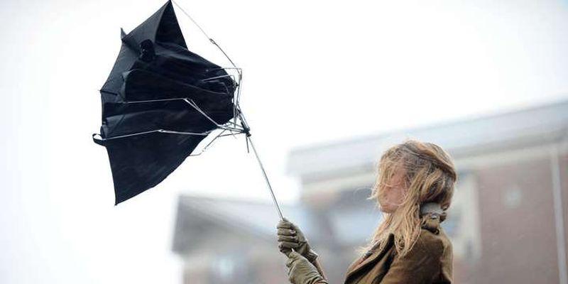 У ДСНС попередили про погіршення погодних умов у понеділок