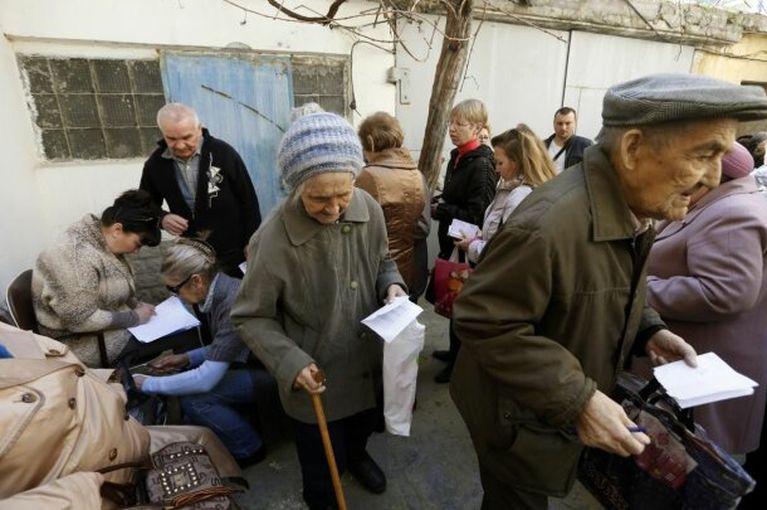 Киев намерен выявить и отсеять «неугодных» пенсионеров Донбасса