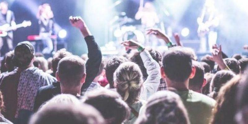 В Ливерпуле прошел экспериментальный концерт с 5 тыс. человек