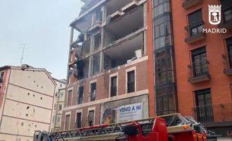 В доме жили священники: появились новые данные о смертельном взрыве в Мадриде