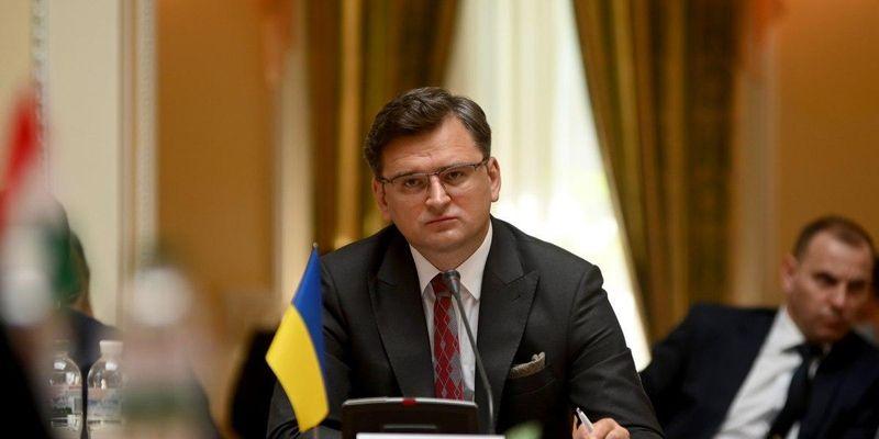 """Кулеба пояснив мету консультацій з Єврокомісією і Німеччиною стосовно """"Північного потоку-2"""""""