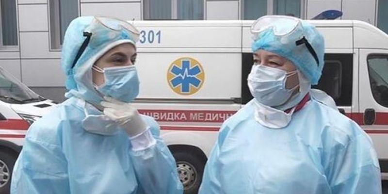 В Украине второй день падает уровень заражений коронавирусом