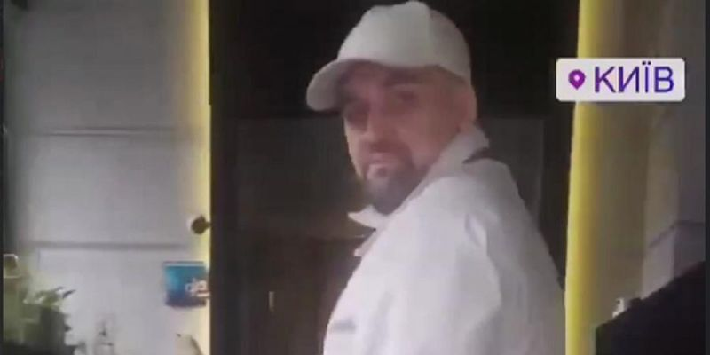 Охорона Басти напала на киянина через фразу про Крим
