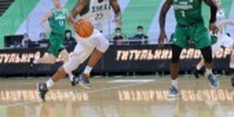 """Баскетбол: рекорд сезону американця допоміг """"Хіміку"""" обіграти """"Тернопіль"""""""