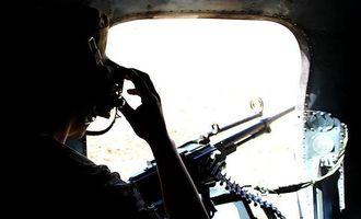 Напряженность не утихает: обстрелы позиций ВСУ под Горловкой попали на видео