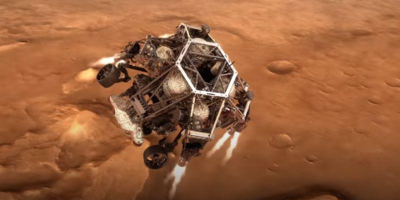 """Почуємо """"голос"""" Червоної планети: NASA запише звуки Марса за допомогою нового марсохода"""