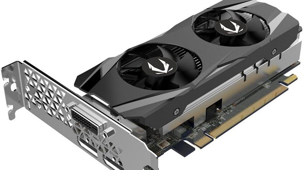 Zotac начала поставки видеокарты GeForce GTX 1650 Low Profile