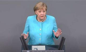 Меркель предостерегла Европу из-за штамма коронавируса Дельта