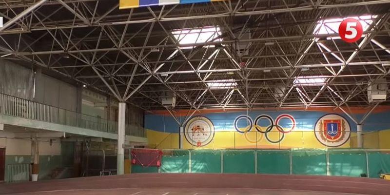 """В Одесі спорткомплекс """"Олімпієць"""" хочуть переобладнати на шпиталь для хворих на COVID-19 – спортсмени проти"""