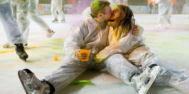 У Києві закохані цілуватимуться на рекорд України