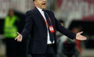 Тренер збірної Північної Македонії розчарований результатом матчу з Україною на Євро