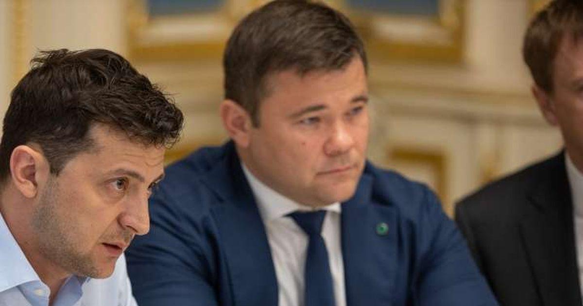 Погребинский связал отставку Богдана с обострением отношений Зеленского и Коломойского