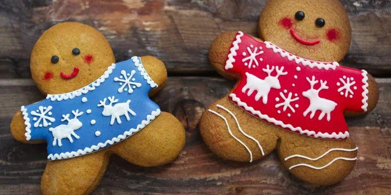 Рецепт милого имбирного печенья