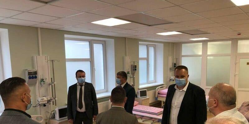 Лечение, как в столице. В Винницкой области открыли современный кардиоцентр