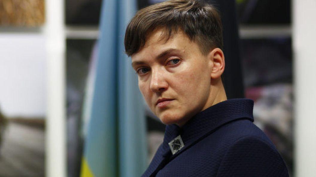 Располневшая Надежда Савченко спровоцировала слухи о беременности