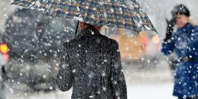 Мокрий сніг, дощ та заморозки: прогноз погоди в Україні на 8 квітня