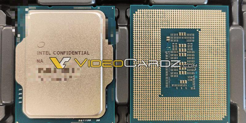 Свежие подробности о настольных процессорах Intel Core 12-го поколения